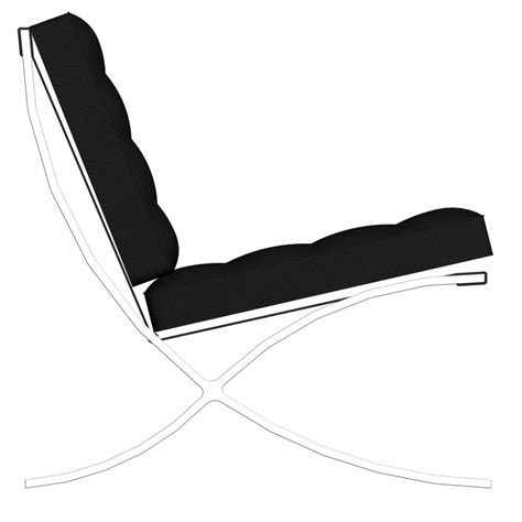 Decorate A Room Online barcelona chair design and decorate your room in 3d