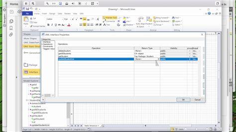 create class diagram free create class diagram in microsoft visio