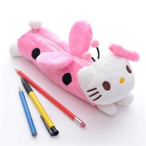 Harga Alat Tulis Lucu by Lucu Lebah Merah Muda Hello Kucing Pensil Mewah Tas