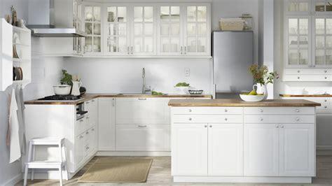 Ordinaire Modeles De Petites Cuisines #3: 08169106-photo-cuisine-blanche-ikea.jpg