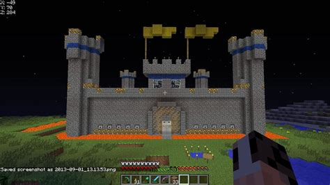 siege on castle steve steve castle minecraft project