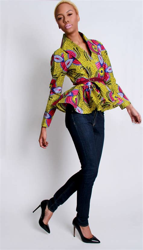 ankara jarket style 112 best images about nigerian ankara jackets on pinterest