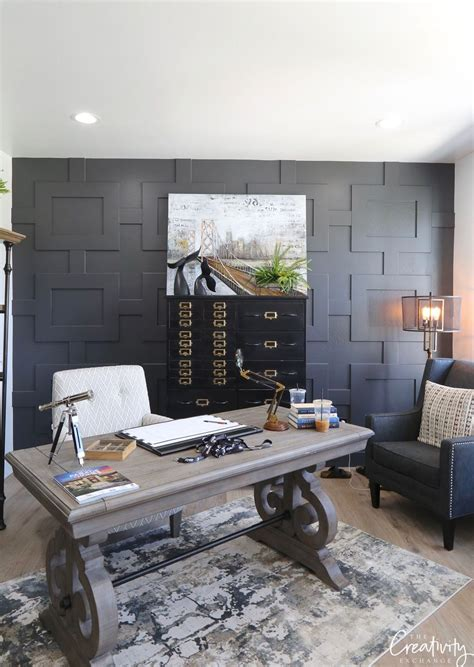 tips   dark moody paint colors home office