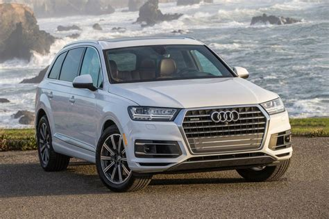 2018 audi q7 suv pricing for sale edmunds