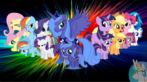 wallpaper my little pony my little pony wallpaper 1920x1080 61153