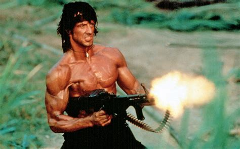 rambo the a new rambo is being made without sylvester stallone