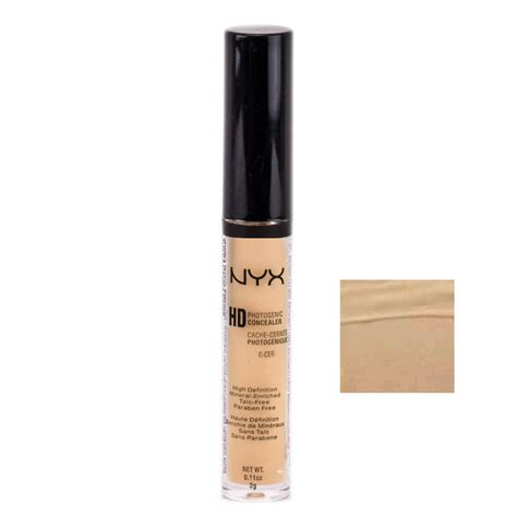 Nyx Hd Concealer Photogenic nyx hd photogenic concealer wand cw04 beige nyx hd