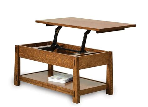 lift top coffee table plans free furnitureplans