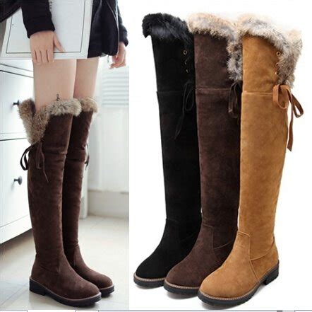 fashion and style can wear thigh high boots