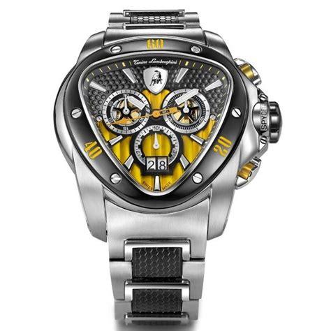 Lamborghini Tonino Watches Tonino Lamborghini Spyder 1116 Stainless Steel
