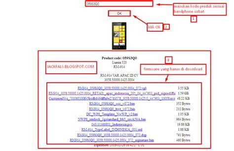 tutorial flash nokia lumia 520 cara flash nokia lumia tanpa box flashing tutorial