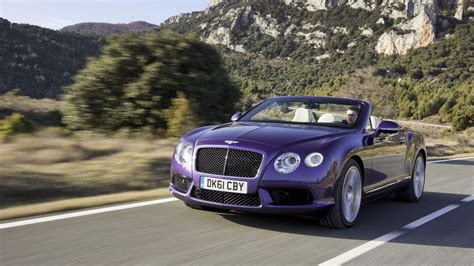 purple bentley bentley continental gt wallpapers pictures images