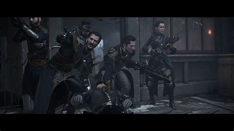 Quality The Order 1886 Ps4 the order 1886 four new images show ready at s vg247