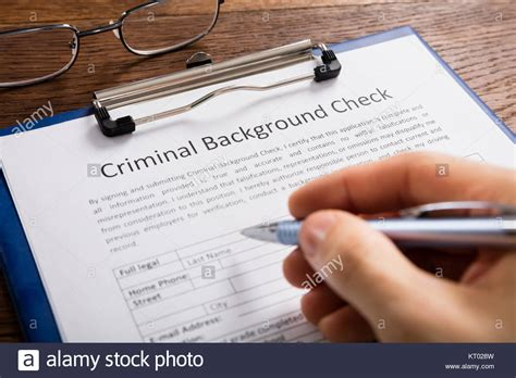 Criminal Background Check App Criminal Record Check Stock Photos Criminal Record Check Stock Images Alamy