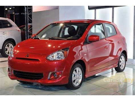 mitsubishi mirage hatchback 2015 mitsubishi mirage 2015 hatchback 1 2 in selangor automatic