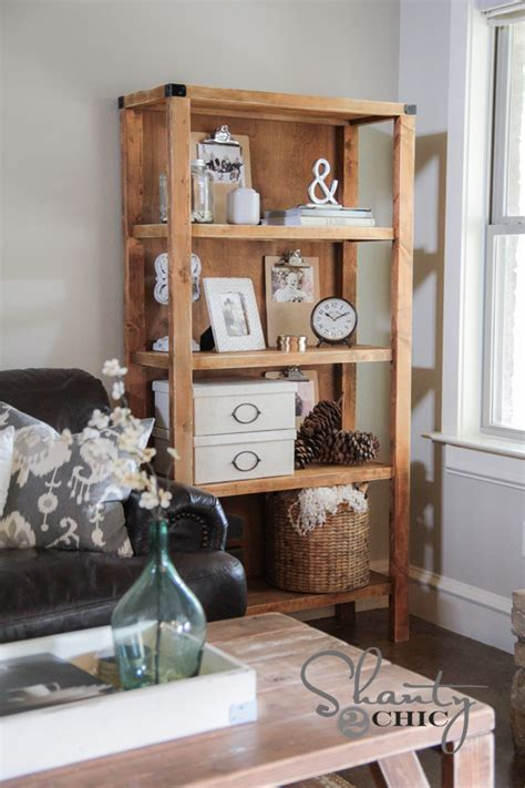 white henry bookshelf diy projects