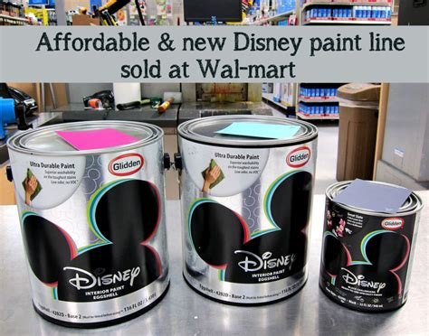 glidden paint colors walmart paint that captures the magic and inspiration of disney