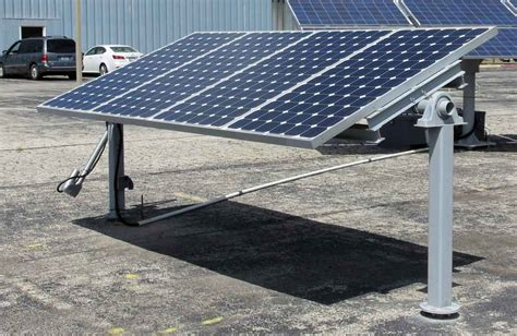diy solar tracker mount solar panel tracker images frompo 1