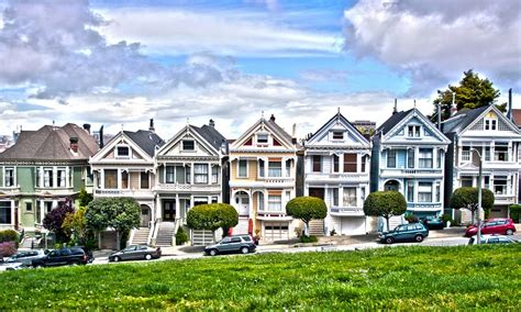 full house painted ladies my name is josh and san francisco is complicated snowulf