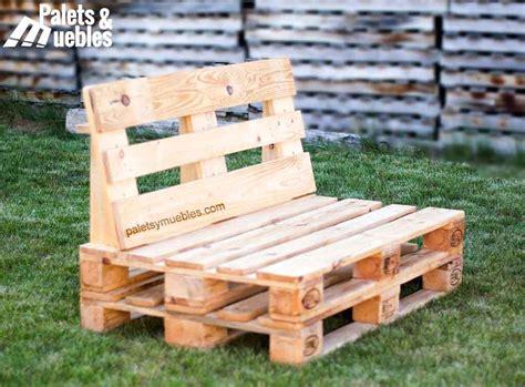 sofa con palets paso a paso sof 225 de palets para chill out palets y muebles
