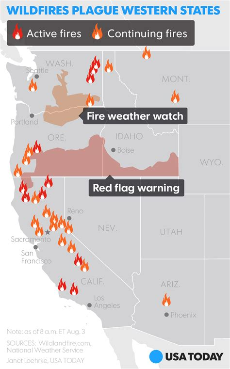 map of current wildfires current map of fires in the us cdoovision