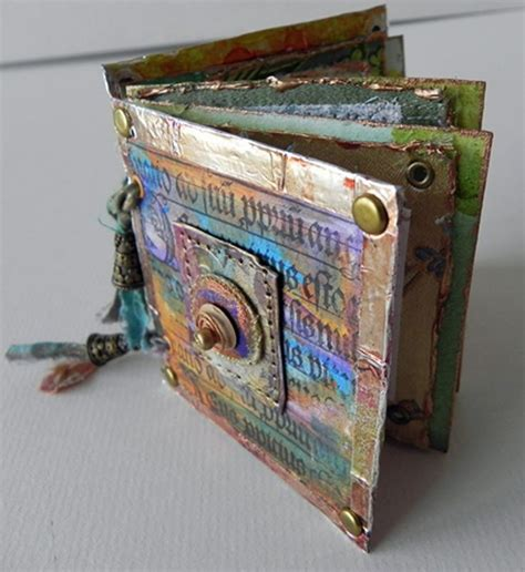 Handmade Journal Covers - 416 best images about mixed media fabric journals