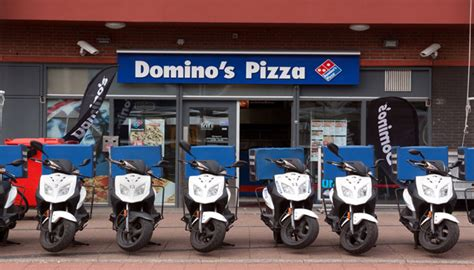 domino pizza gading serpong delivery domino s unveils world s first autonomous pizza delivery
