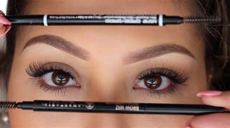 Nyx Eyebrow Pencil nyx micro brow pencil vs brow wiz swatches