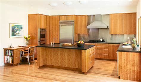 1 4 sawn cherry kitchen