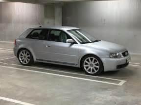 Audi A3 8l 1 8 T Quattro by Audi S3 8l 1 8t Quattro 224cv