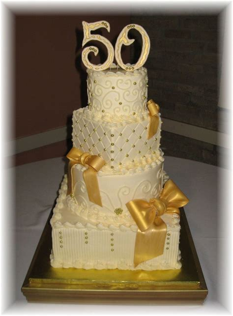 50th Wedding Anniversary Cakes by 50th Anniversary Cake Cakecentral