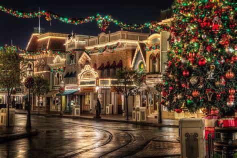 christmas usa wallpaper wallpapers anaheim california usa christmas hdri christmas
