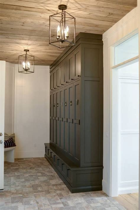 floor to ceiling cabinets for living room beautiful storage space for the laundry or mud room the