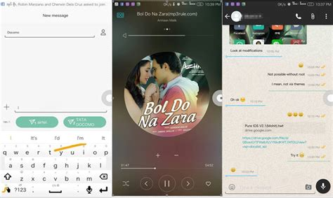 ios themes for emui 3 1 theme ios v2 1 by mohit emui themes