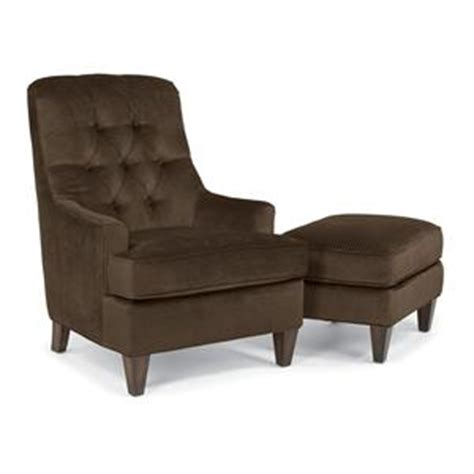 Upholstery Fabric Indianapolis by Flexsteel Accents Harvard Chair Godby Home Furnishings