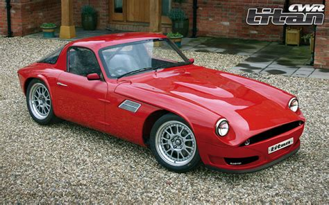Classic Tvr Classic Tvr Tuscan Reborn As Ls3 Powered Cwr Titan
