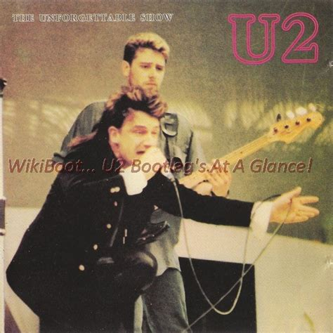 Cd U2 The Unforgettable u2 cd live the unforgettable show
