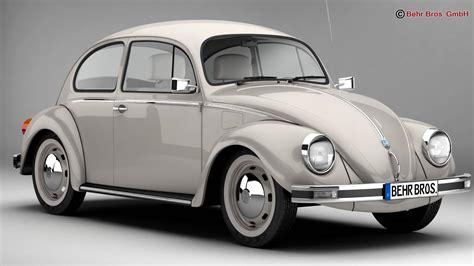 2003 Volkswagen Beetle by Volkswagen Beetle 2003 Ultima Edicion 3d Model Buy