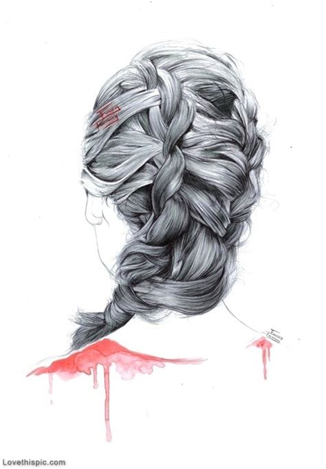 cool hairstyles drawing sketch of hair braids hair girl art cool drawing sketch