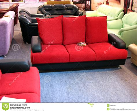 red couch photography red sofa royalty free stock photo image 2488865