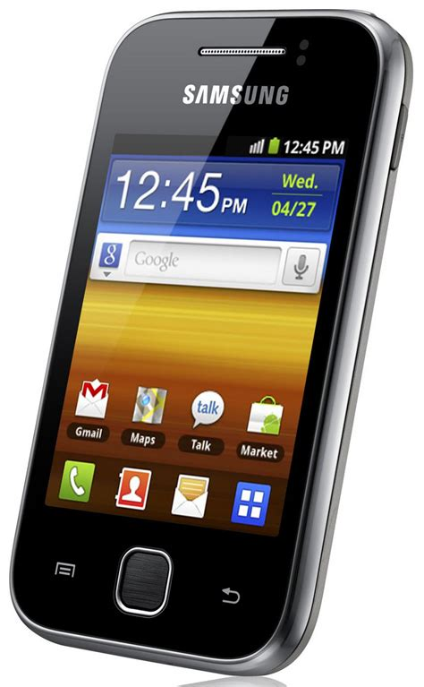 Samsung S5360 Samsung Galaxy Y S5360 Specs And Price Phonegg