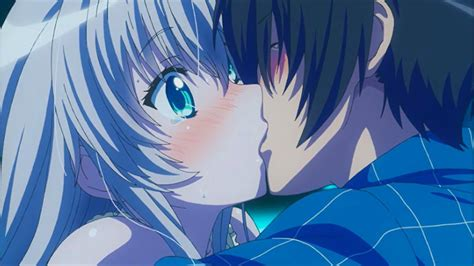 imagenes del anime vire knight top 10 anime escenas de besos youtube