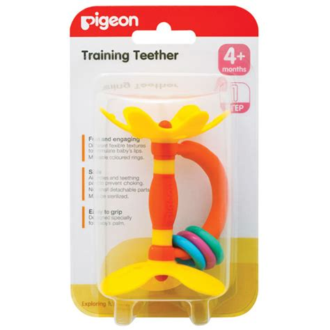 Pigeon Teether Step 2 By Lav Baby pigeon teether step 1 chemist warehouse