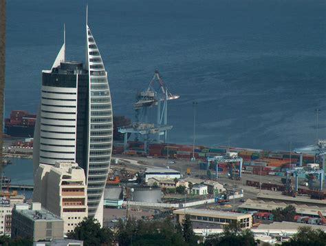 porto di israele haifa il porto