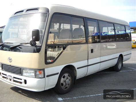 Toyota Coaster Cer For Sale Used Toyota Coaster 30 Seater F L 2009 Car For Sale In