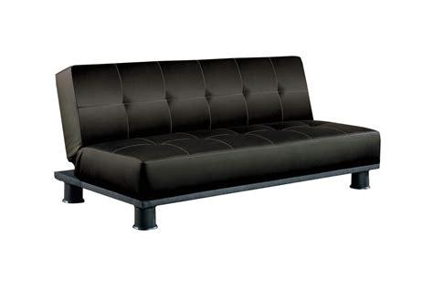 Black Leather Futon by Black Leather Futon 300163