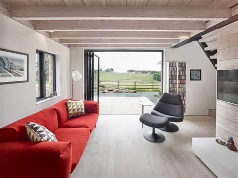 interio hocker hocker farm with a traditional exterior and minimalist