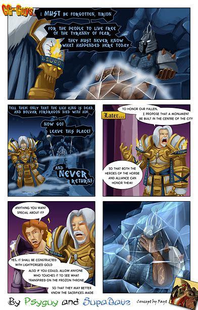 Bolvar Fordragon Meme - is bolvar a bad guy page 2