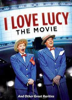 i love lucy film history the red list i love lucy movie
