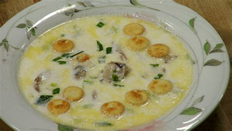 oyster stew the blond cook how to make oyster stew learn to cook